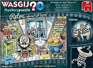 Jumbo Retro Mystery 3 Drama at The Opera, Multi-Colored