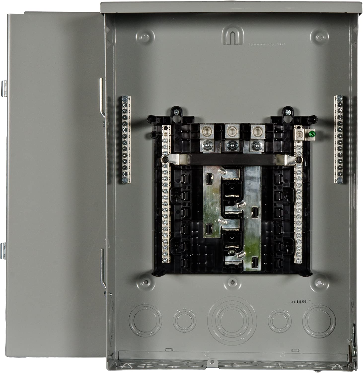 PW1224L3125CU 125-Amp 12-Space 24-Circuit Rated Outdoor Spasm Atlanta Mall price 3-Phase