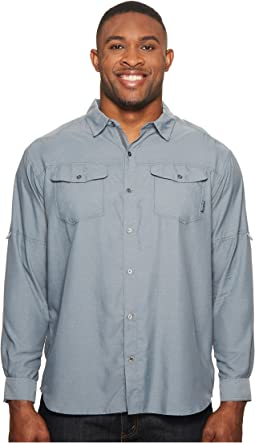 Columbia - Plus Size Pilsner Peak II Long Sleeve Shirt