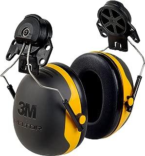 3M PELTOR X2 Earmuffs X2P3E/37276(AAD), Hard Hat Attached