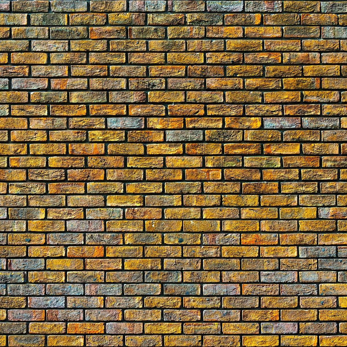 10x6.5ft Old Brick Decoration Backdrops Child Photo Background for Studio Photography Backdrop