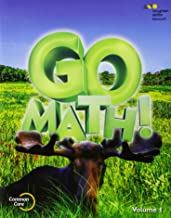 Best go math volume 1 Reviews