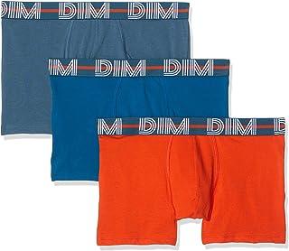 DIM Men's 01QU-Multicolour (87I) Boxer
