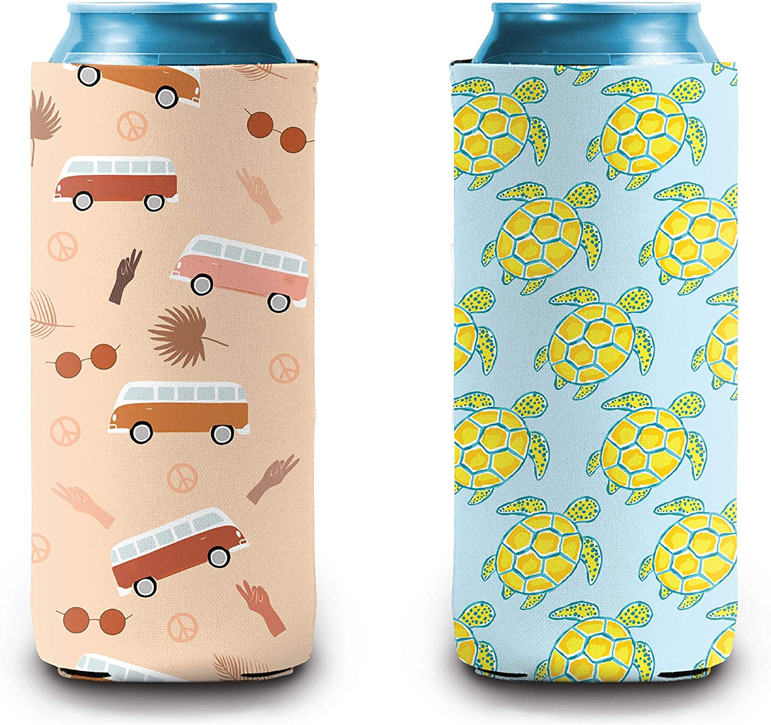Slim Indefinitely Can Cooler OFFicial site Skinny 12oz for Perfect Drink