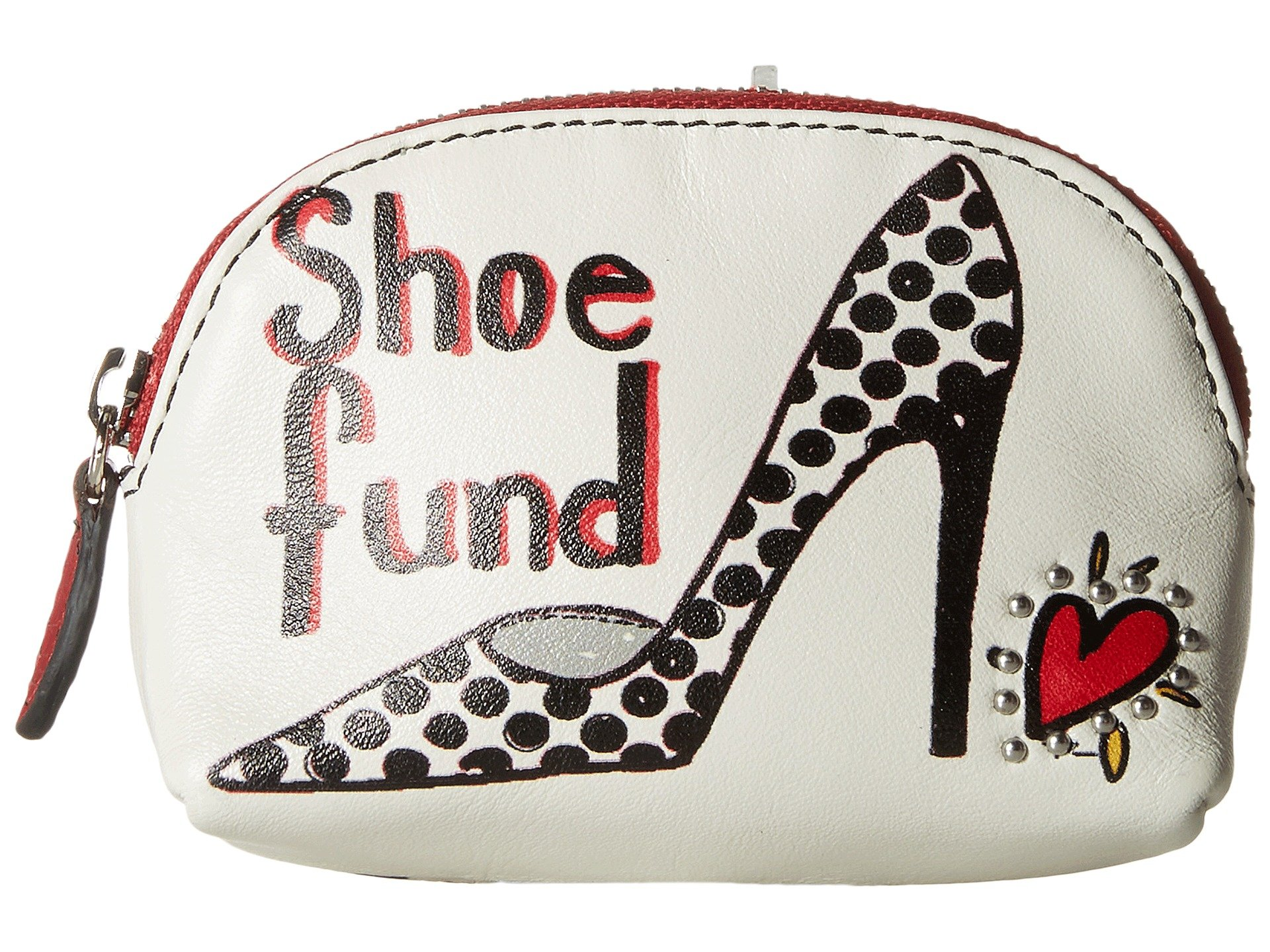 Brighton Mini Shoe Coin Fashionista Fund Multi rYrSw