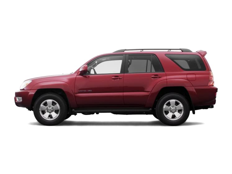 Amazon Com 2005 Toyota 4runner Reviews Images And Specs Vehicles