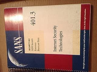 SANS Institute sans 401.3 internet security technologies Security Essentials Bootcamp Style