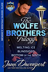 The Wolfe Brothers Trilogy: Game On in Seattle Kindle Edition
