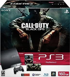 PlayStation 3 160GB Call of Duty: Black Ops Bundle