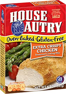 House-Autry Gluten-Free Extra Crispy Chicken Breader (8 PACK)