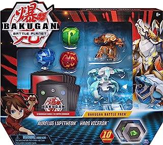 Amazon.es: Bakugan - Juegos de cartas / Juego de mesa: Juguetes y juegos