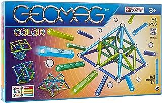 Geomag- Classic Color Construcciones magnéticas y juegos