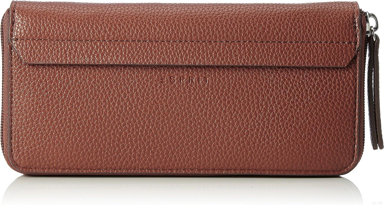 Edc by Esprit 107ea1v036, Women's Wallet, brown (Rust Brown), 1x9.5x19.5 cm (B x H T)