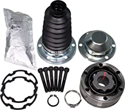 APDTY 043413 Driveshaft CV Joint & Boot Kit Fits 1999-2004 Jeep Grand Cherokee 2002-2007 Jeep Liberty (4WD / AWD Models; Front of Front Drive Propeller-Shaft; Front Differential Side)
