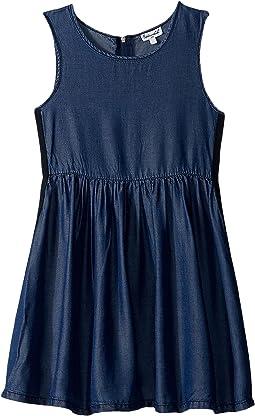 Side Taping Tencel Dress (Toddler)