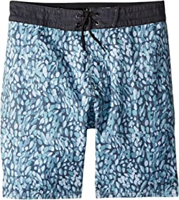 Rip Curl Kids - Bocas Layday Boardshorts (Big Kids)