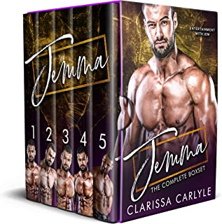 Jemma Boxed Set (Includes all 5 books in the Entertainment with Jem New Adult Celebrity Romance Series)