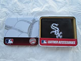 MLB Embroidered Trifold Wallet