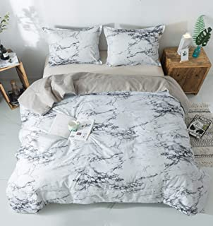Best marble gold bedding Reviews