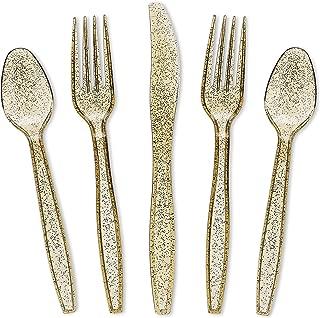 Best gold silverware wholesale Reviews