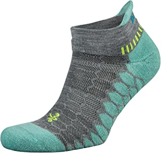 Balega Silver Antimicrobial No-Show Compression-Fit Running Socks for Men and Women (1 Pair)