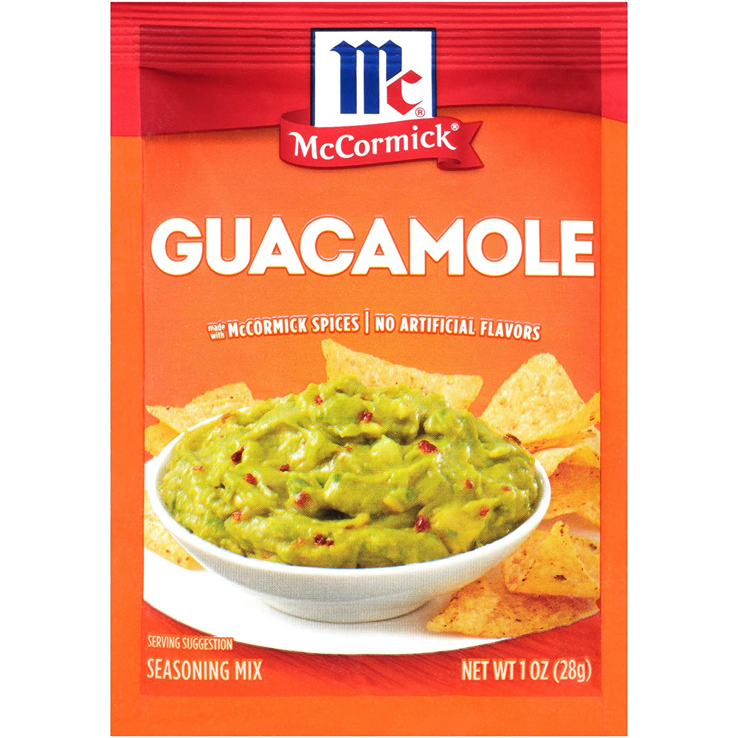 McCormick Guacamole Seasoning Mix 1 At the Sale SALE% OFF price of Pack oz 12
