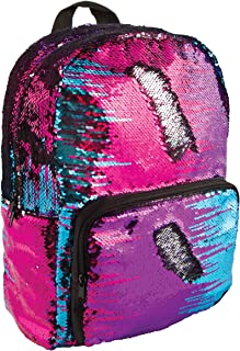 Style.Lab Fashion Angels Magic Sequin Backpack - Multi/Silver