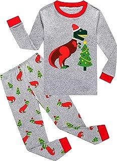 Little Big Boys Long Sleeve Pajama Sets 100% Cotton Pjs