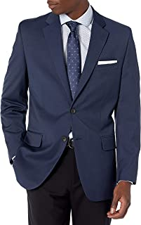 Men's Stretch Classic Fit 2-Button Center Vent Suit...