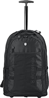 Victorinox Vx Sport Wheeled Cadet Backpack, Black, One Size