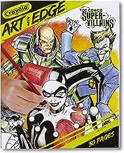 Crayola, Art with Edge, DC Comics Super Villains, 30 Coloring Pages