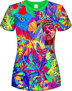 Best t shirt floral designs Reviews