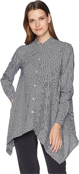 Uneven Hem Shirt