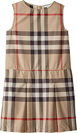 Burberry Kids Dawny Dress (Little Kids/Big Kids)