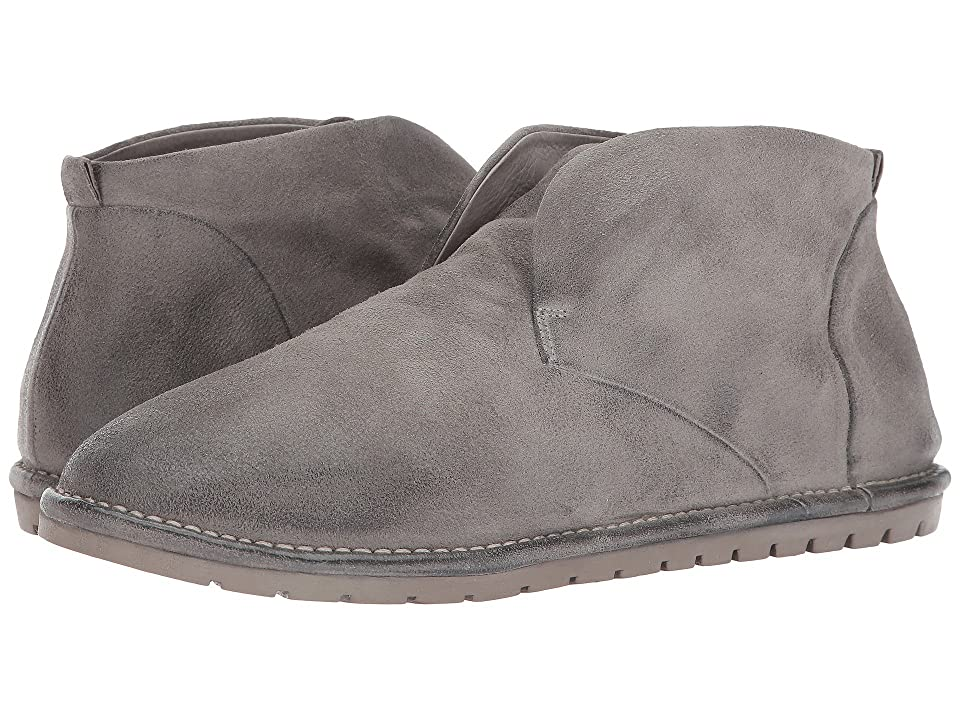 Marsell Gomme Suede Ankle Boot (Mud) Men
