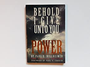 i give unto you power