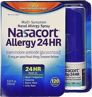NASACORT SPRAY .57 OZ (2 Pack)