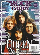 ROCK CANDY MAGAZINE, QUEEN THE EARLY DAYS AUGUST/SEPTEMBER 2018 ISSUE # 9 PRINTED IN UK (SINGLE ISSUE MAGAZINE)