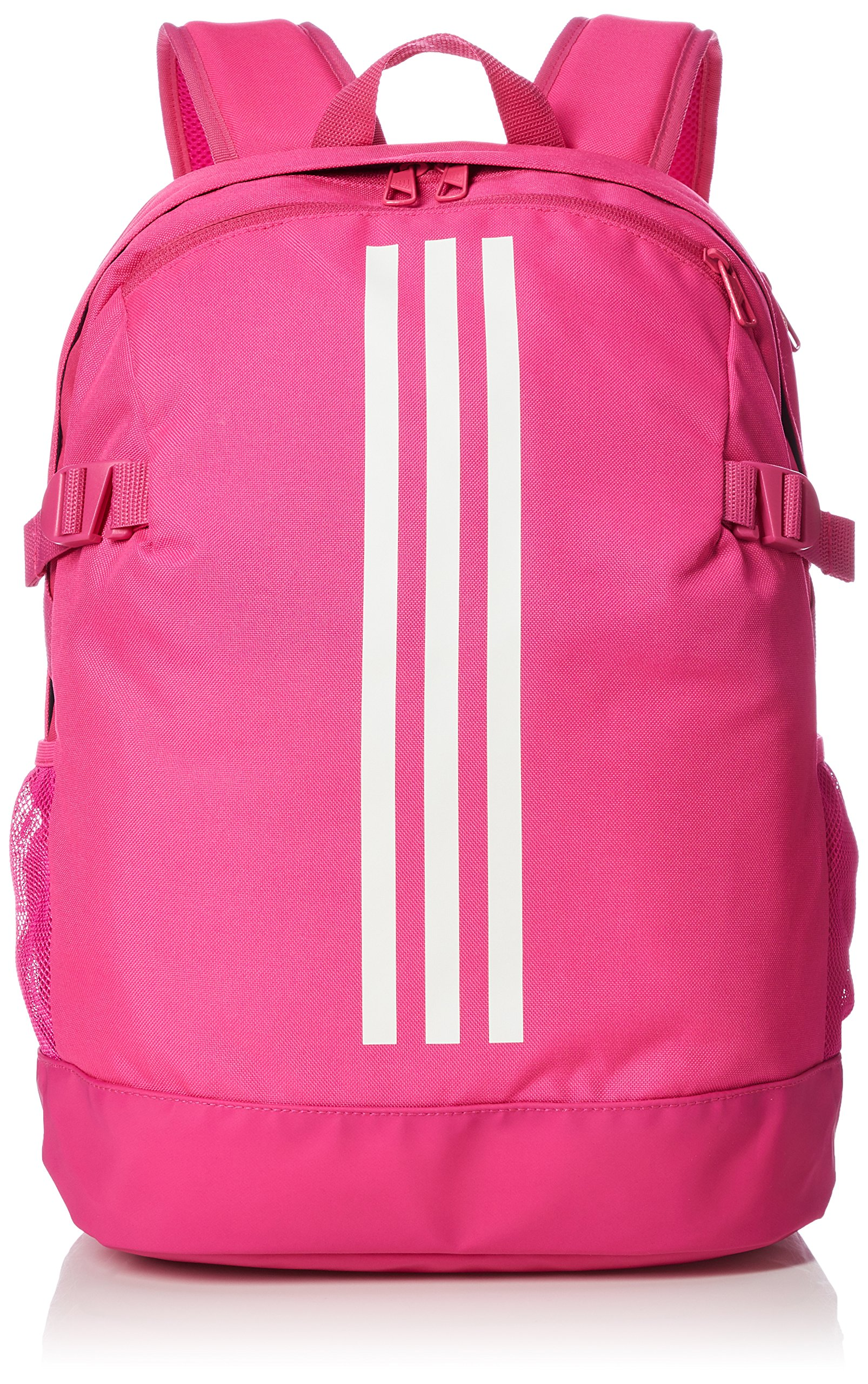 adidas Erwachsene Power IV Rucksack, Shock Pink/White, 16 x 32 x 44 cm