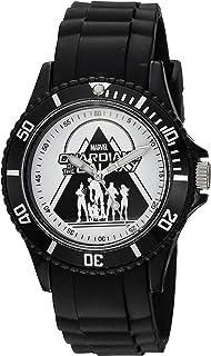 ساعة مارفل جارديان كوارتز مع سوار بلاستيكي، 23 موديل WMA000113