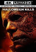 Halloween Kills (4K Ultra HD) [Blu-ray]
