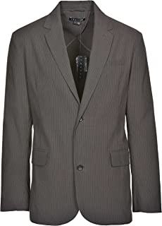 846934baf01 Theory Right Pinstriped Cotton Sportcoat 44 Regular 44R Coffee Bean Sport  Coat