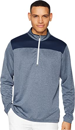 adidas Golf - Lightweight UPF 1/4 Zip Pullover