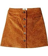 People's Project LA Kids - Fera Woven Skirt (Big Kids)