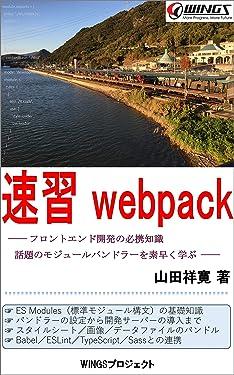 Quick Master webpack Sokushu (Japanese Edition)