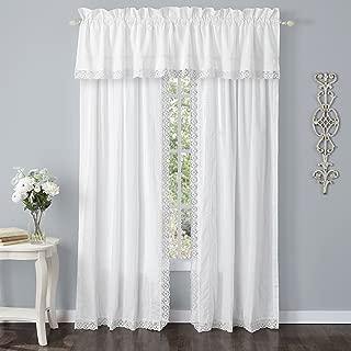 laura ashley white curtains