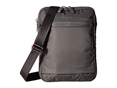 Hedgren Trek Small Vertical Crossover with RFID Pocket (Tornado Grey) Bags