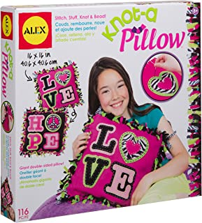 felt craft pillow