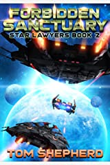 Forbidden Sanctuary (Star Lawyers Book 2) Kindle Edition