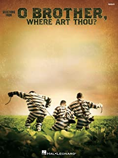 O Brother, Where Art Thou? Songbook: For Banjo